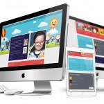 website design for primary schools