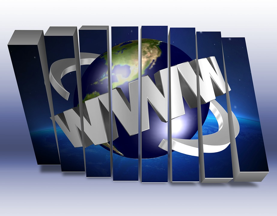 having a website